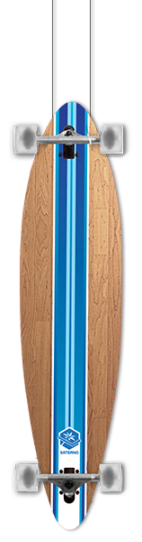 Saterno Pintail Ocean Multi Stripe