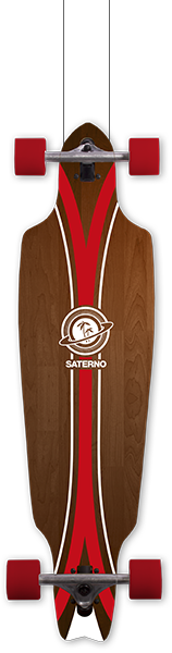 Saterno Red White Tail